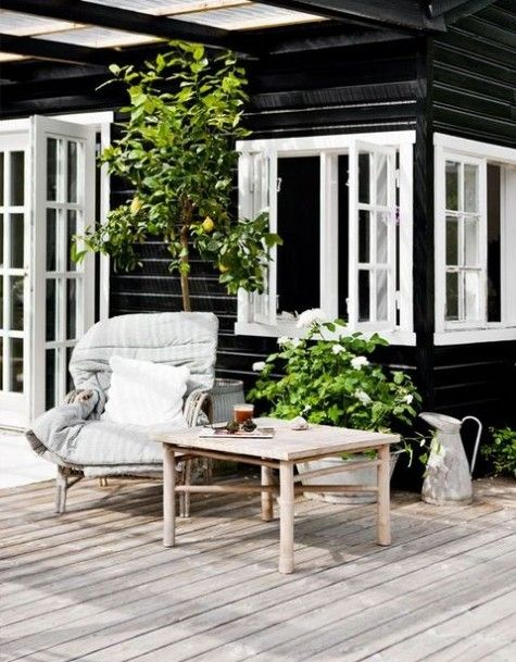 ComfyDwelling.com » Blog Archive » 50 Peaceful And Relaxing Scandinavian  Terrace Decor Ideas Part 63