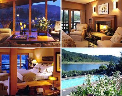 Tu Tu Tun Lodge (Gold Beach, Oregon)