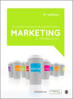 Marketing: An Introduction by Rosalind Masterson and David Pickon. Buy this textbook and get an interactive eBook for free! http://www.uk.sagepub.com/masterson3e/