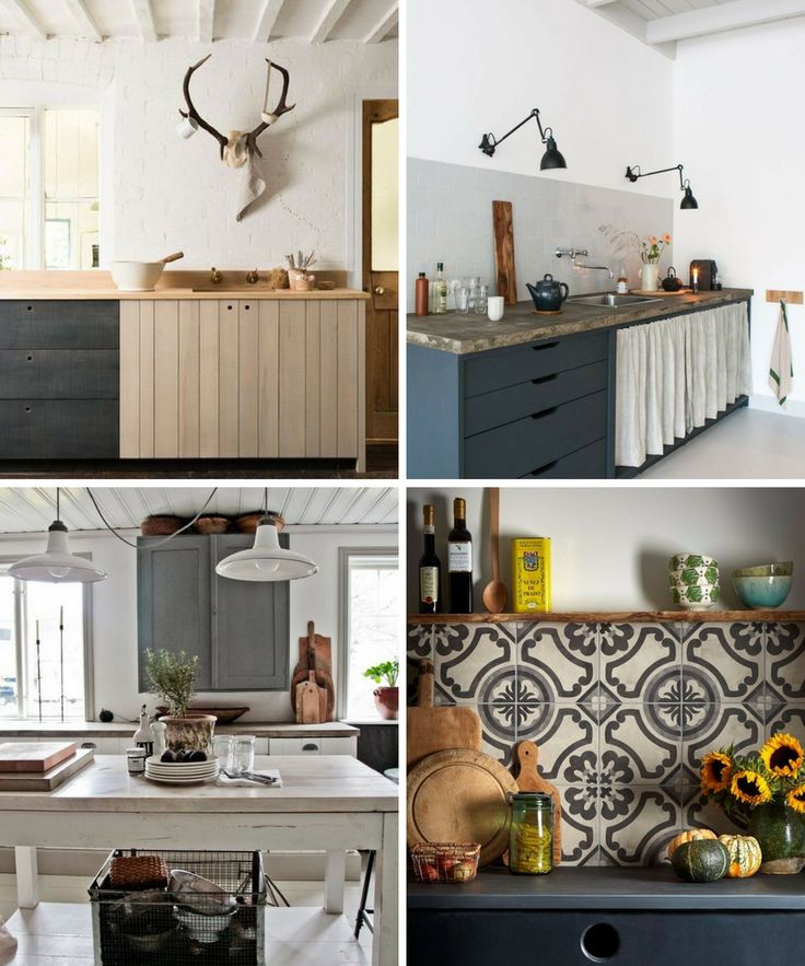 Simple Living // Kitchen Make-over And Inspiration