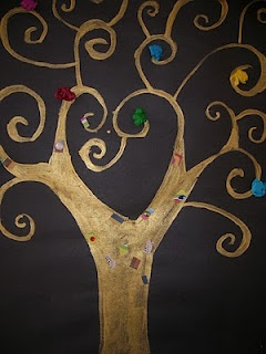 The Elementary Art Room!: Second Grade Art Gustave Klimt