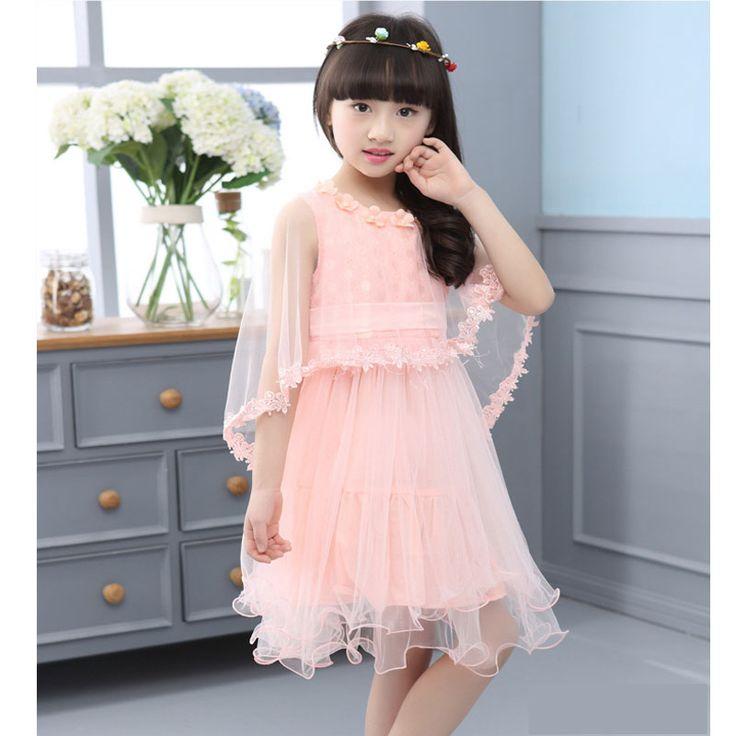 9 best vestidos de niñas images on Pinterest   Little girl dresses ...