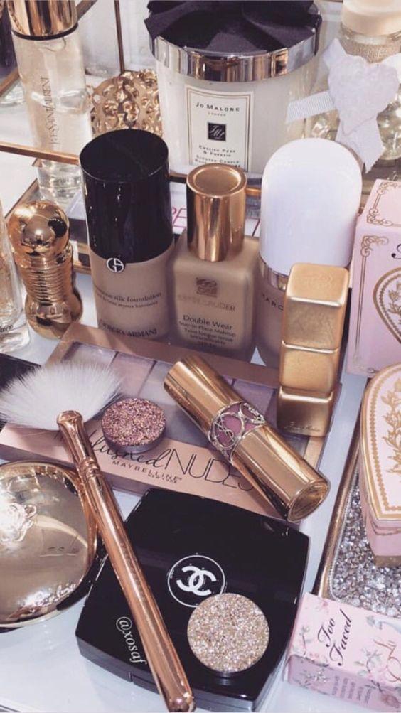Charlotte tilbury, luxury makeup, sephora, huda beauty, natasha denona, kyliecos