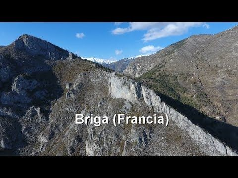 La Brigue (France) by DJI Phantom 4