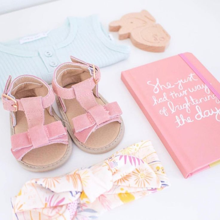 Soft sole baby shoes in blush suede, summer sandal by Sadie Baby