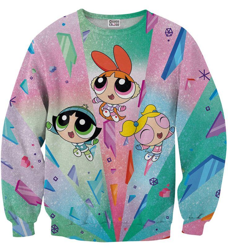 Ice Girls sweater, Mr. GUGU & Miss GO