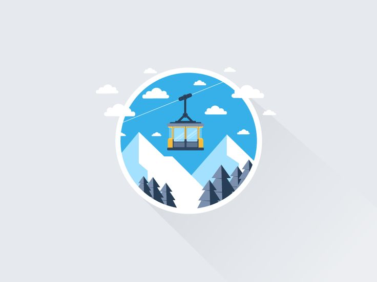 Cable CarBuy Artwork: Society6 | RedbubbleFollow me: Dribbble | Twitter | Behance