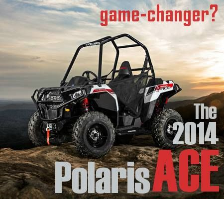 19 best polaris ace my new ride images on pinterest atvs polaris is changing the off road vehicle game with their new sportsman ace part fandeluxe Image collections