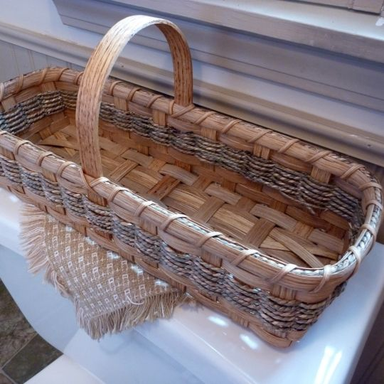 Rattan Basket Weaving Patterns : Best basket patterns images on