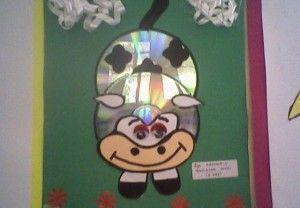 cd cow craft