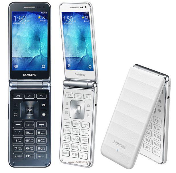 Harga Samsung Galaxy Folder G1600 (2016) Dual SIM RAM 2GB