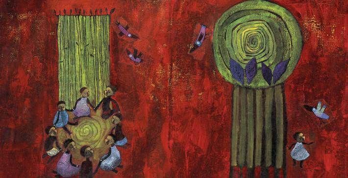 Literatura infantil africana musicada con Nanas de Baobab