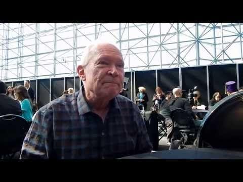 Terry Brooks on MTV's Shannara Chronicles (NYCC 2015) - YouTube