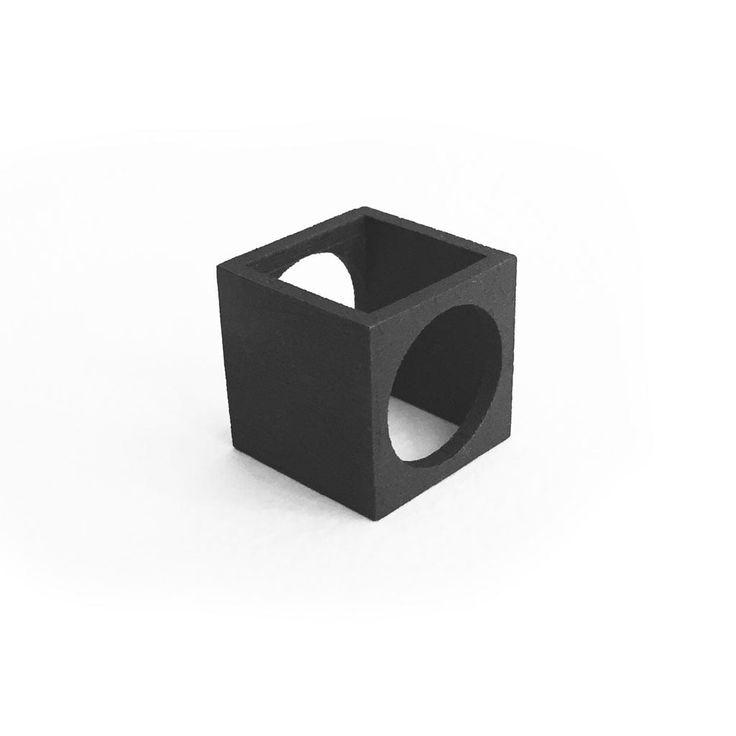Form SSCC Ring by Phoebe Joel | http://adornmilk.com