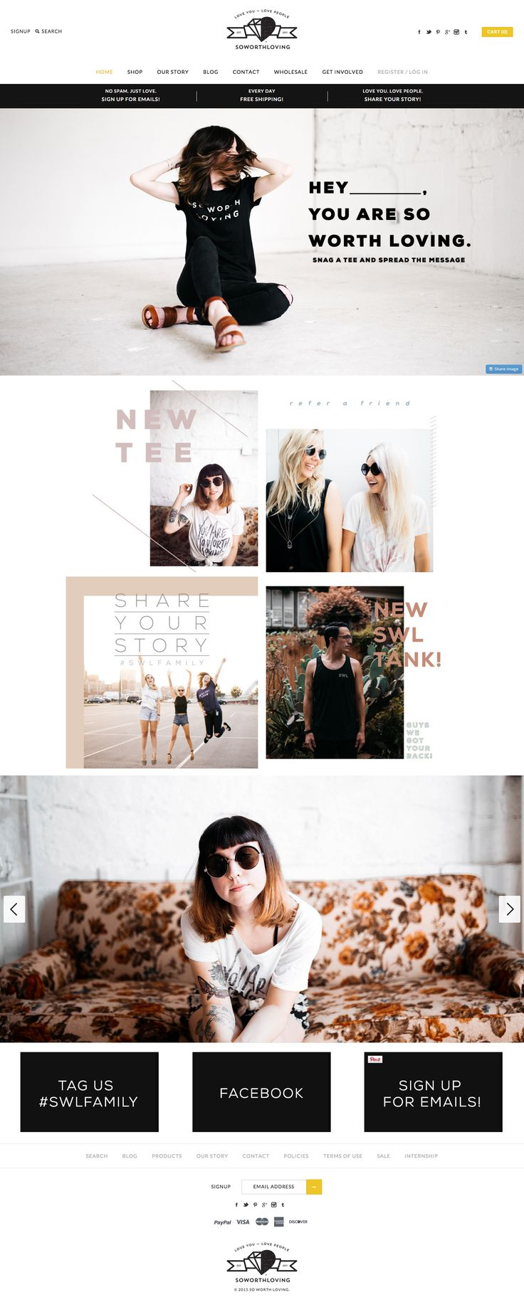 763 best Blog Layouts & WordPress Themes images on Pinterest ...