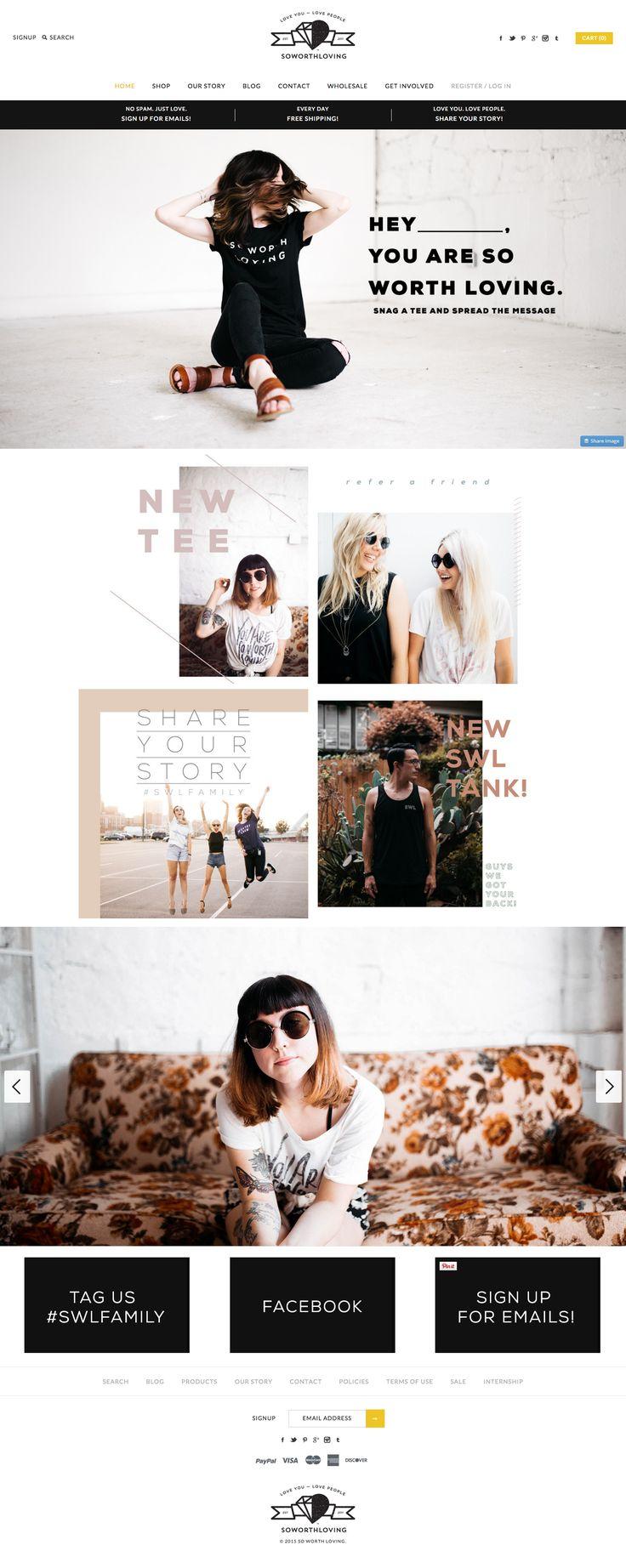   ecommerce design   fashion ecommerce   fashion design   e-commerce    fashion…