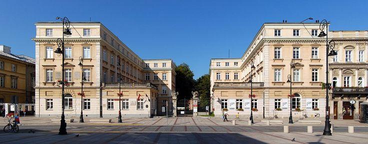 Warszawa pałac Czapskich 2009.jpg