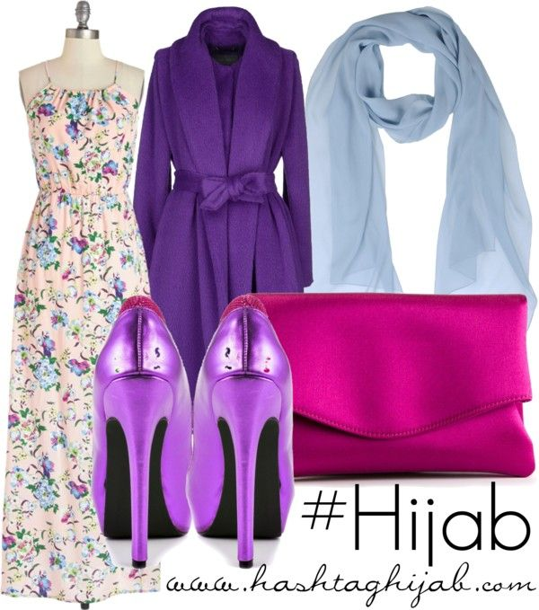 Hashtag Hijab Outfit #391