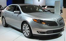 Ford Motor Company - The 2013 model year Lincoln MKS. http://mrlocksmithvancouver.com