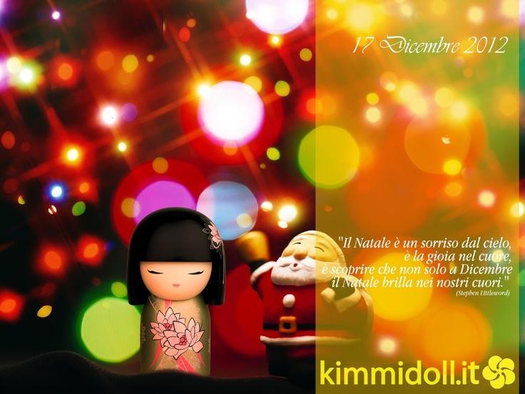 17 Dicembre 2012 #Kimmidoll #Christmas