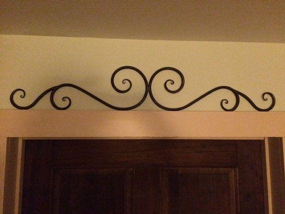 Best 25+ Iron wall decor ideas on Pinterest | Wrought iron ...