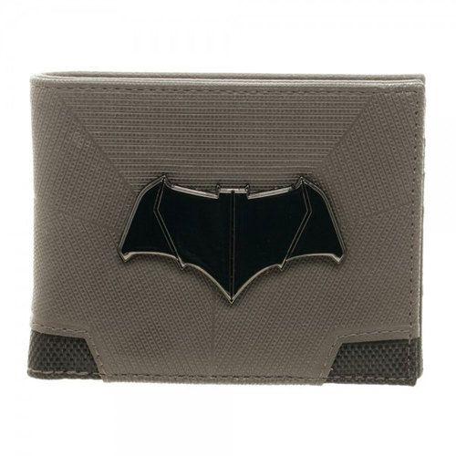 Batman v Superman Suit Up Bi-Fold Wallet