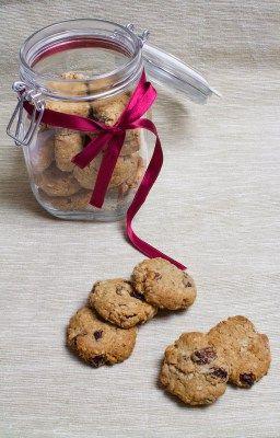 Biscotti alle nocciole con uvetta e fiocchi d'avena – Il Risotto Perfetto