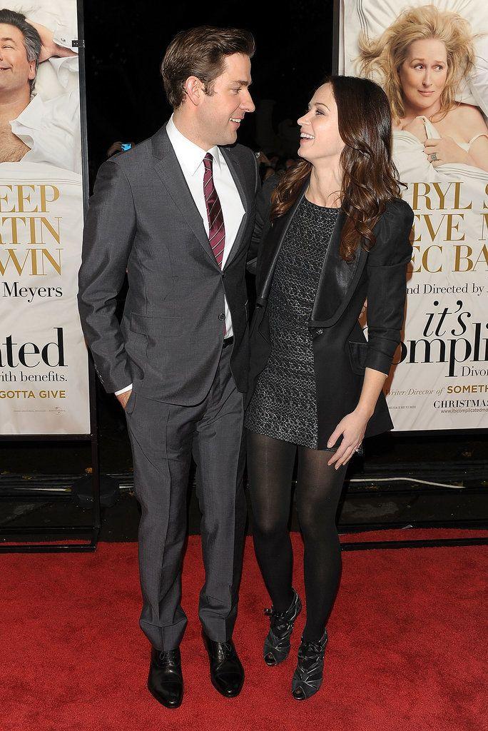 John Krasinski and Emily Blunt's Cutest Photos | POPSUGAR Celebrity UK