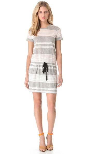 Lace T-Shirt Dress / Girl. by Band of Outsiders