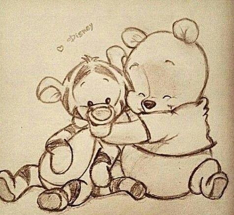 Winnie & Tigrou ♥                                                                                                                                                     More