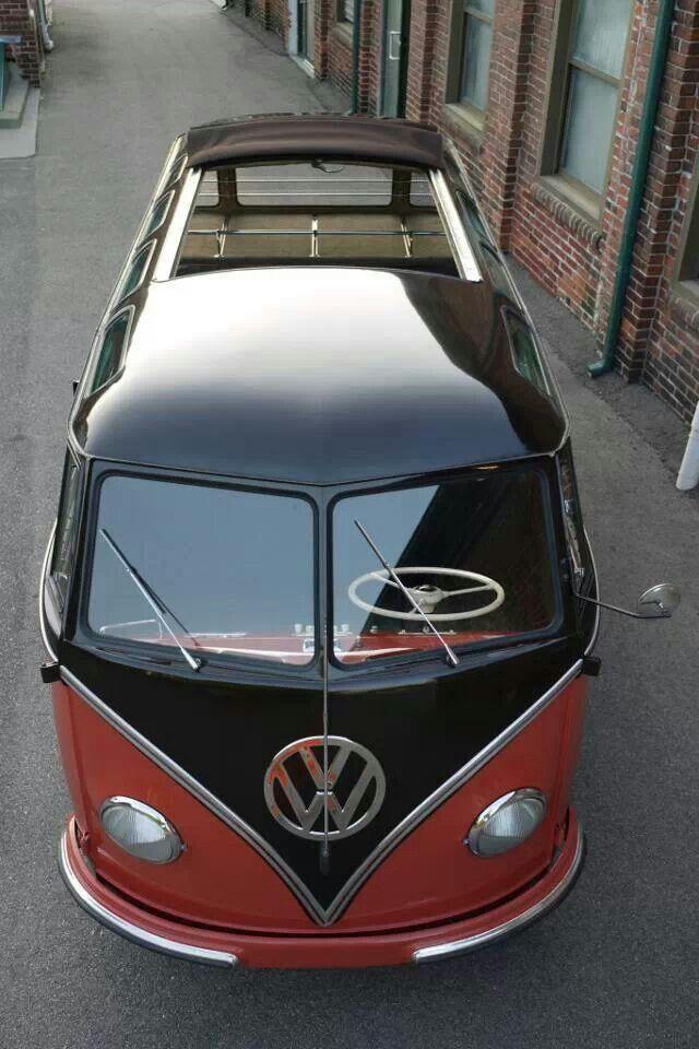 1954 VW T1 ''Barndoor'' Samba