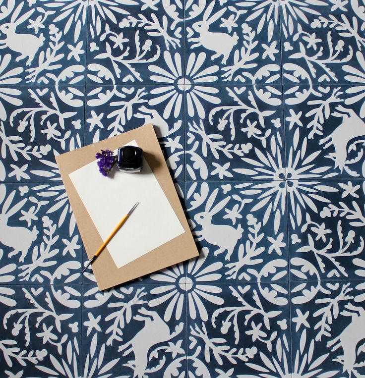 otomi tile from grow house grow hand crafted with natural materials cement tiles are suitable on the floor on the wall indoors and out