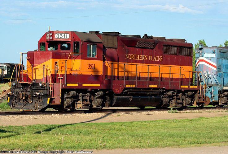 Northern Plains RR
