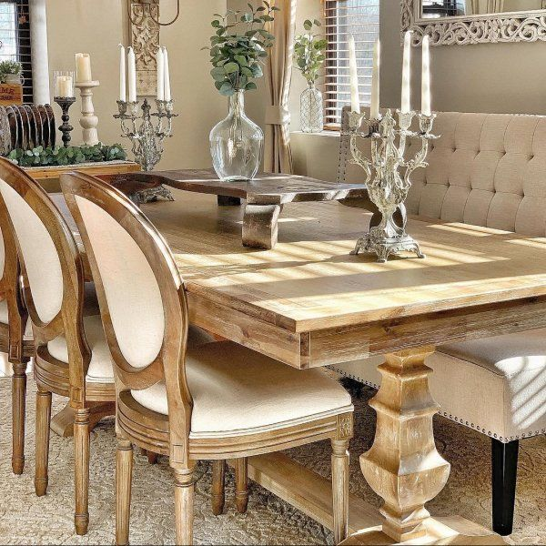 Bradding Natural Stonewash Dining Tables Pier 1 French Dining Room Decor Dining Room French Square Dining Room Table