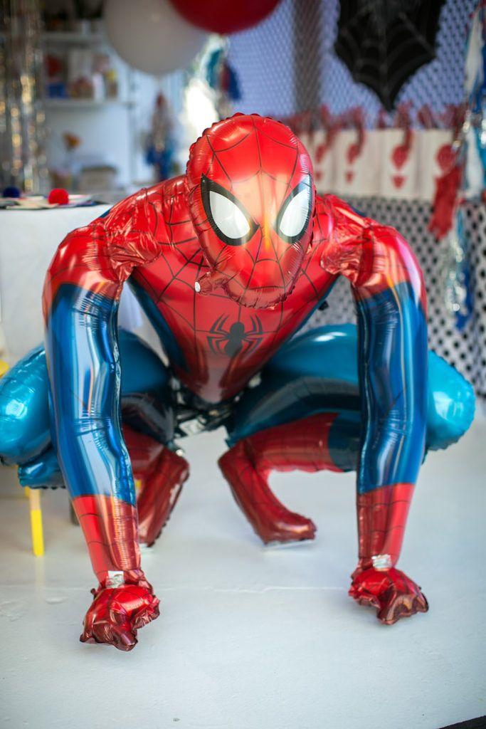1000 Ideas About Spider Man Party On Pinterest Men