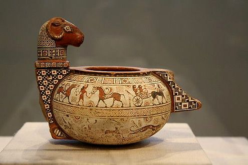Archaic-ritual-vessel-(Greece )-495x329