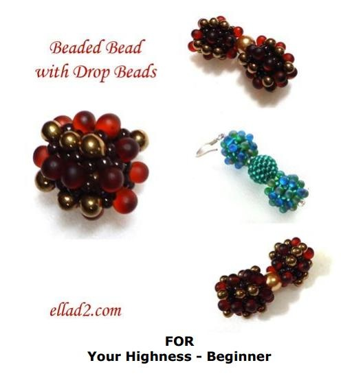 171 best Beaded beads images on Pinterest Beaded jewellery Seed