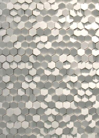 WHITE / Phenomenon: Tokujin Yoshioka\\\\\\\'s Tile System for Mutina - Core77