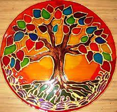 Resultado de imagen para arbol de la vida dibujo a color
