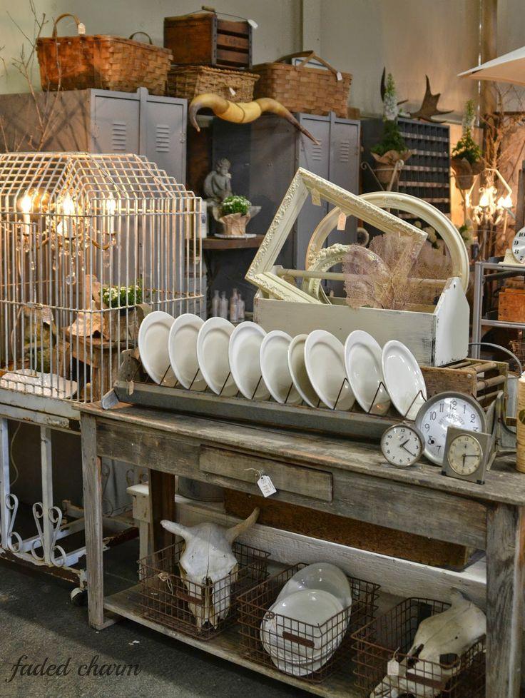 Faded Charm Farm Amp Frills Show Antiques Pinterest