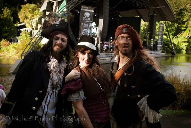 Photo Cred Micheal Flynn Photography.   Captain Festus McBoyle Site perfomers at WOMAD 2014.  #Siteperformers #WOMADnz #Captain #Pirates #ahoythere #matey