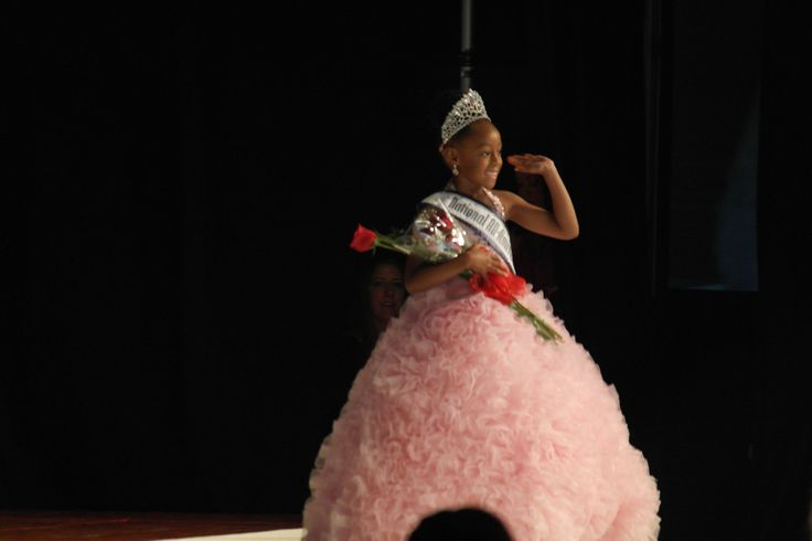 2013 2014 National All American Miss Princess Skyla