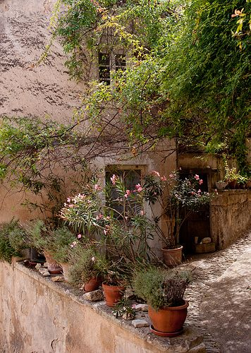 Lacoste, Vaucluse, Luberon, Provence, France.