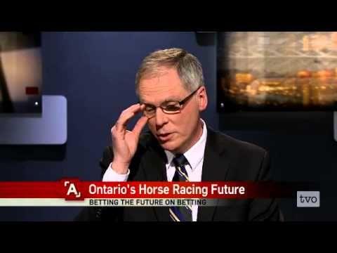 Ontario's Horse Racing Future. #economics #gambling #advice