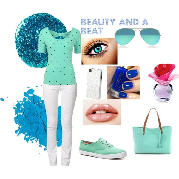 Beauty and a beat by adira-99 on Polyvore