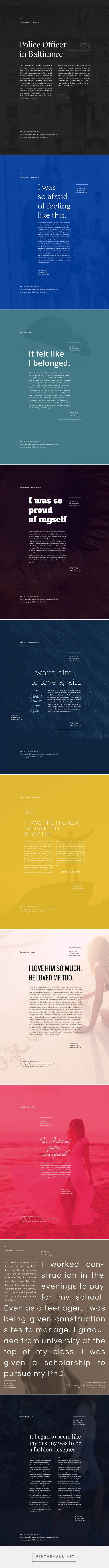 Typography: Google Fonts Combinations on Behance - created via https://pinthemall.net