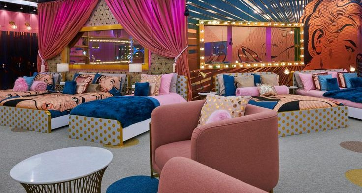 Celebrity Big Brother set to be the sexiest series ever as bosses change the housemates sleeping arrangements to bring them closer together