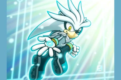 What Sonic Character Are You Sonic Silver The Hedgehog Sonic Fan Art