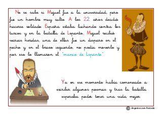 Biografía Miguel de Cervantes