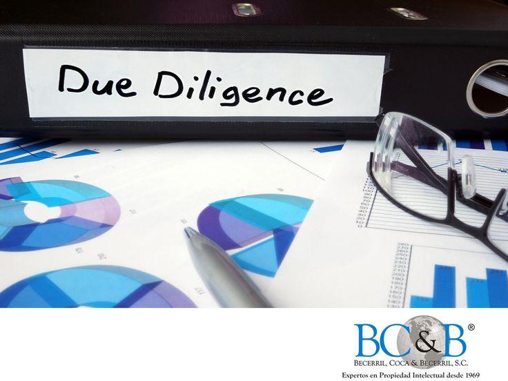 https://flic.kr/p/VgReJK | En BC&B le hablamos acerca de la Due Diligence 2 | CÓMO REGISTRAR UNA MARCA. La Due Diligence busca satisfacer la exigencia contractual del comprador para conocer el estado de la cosa vendida; como la de responder por los vicios o defectos ocultos, o el precio finalmente ofertado por el comprador. En BC&B contamos con los conocimientos, habilidades y experiencia necesarias para verificar la situación, así como la vigencia y pertinencia de la propiedad intelectual r
